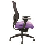 Prius 12221 Executive Office Chair Side